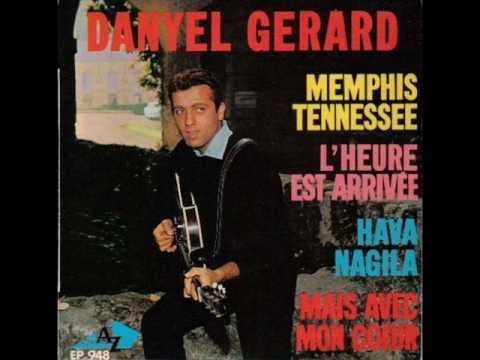 Danyel Gérard  Memphis Tennessee 1964
