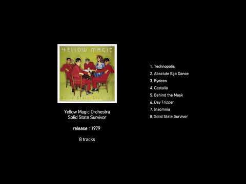 Yellow Magic Orchestra (YMO) - Solid State Survivor (1979, full album) ▶32:06