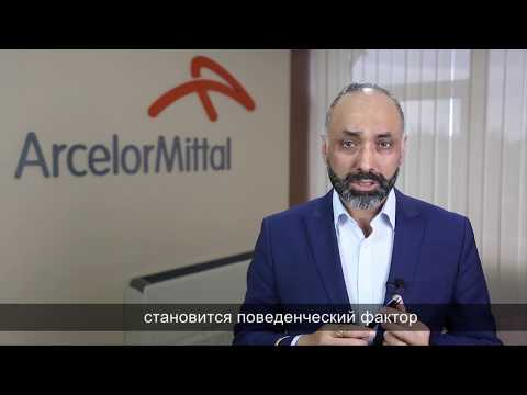 Paramjit Kahlon, CEO of ArcelorMittal CIS - World Health and Safety Day