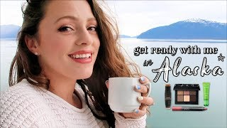 GET READY WITH ME IN ALASKA // 2019