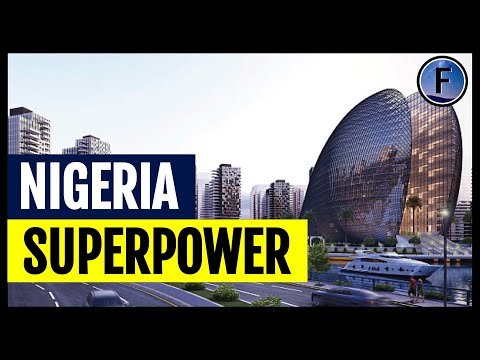 Nigeria - Future African Superpower