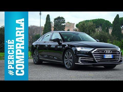 Audi A8 (2018)   Perché comprarla... e perché no