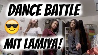 DANCE BATTLE mit LAMIYA! | AnKat