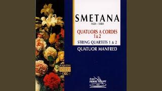 "Quatuor No. 1 "" De ma vie "" en mi mineur: Allegro vivo appassionato"
