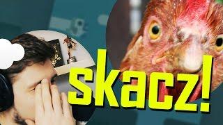 YouTuber krzyczy na kurę – gra, w której skaczemy głosem
