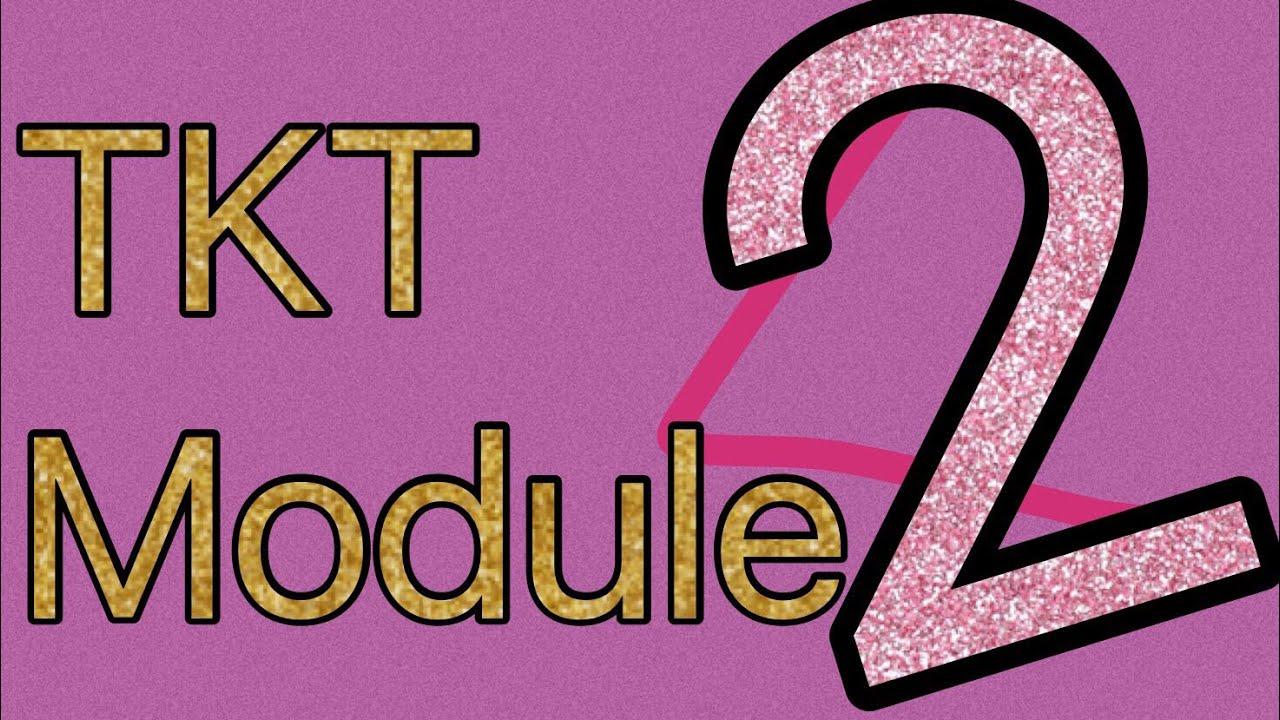 Tkt, module 2, lesson plan explanation youtube.