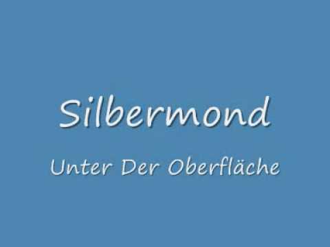 Silbermond   Unter Der Oberfläche