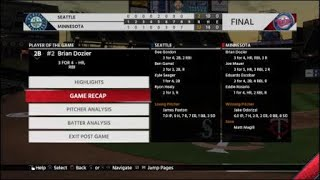 MLB® The Show™ 18 Bottom 8th Madness Mercy Rule Ending