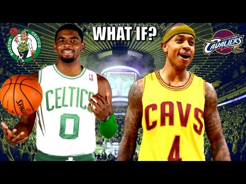 What If Isaiah Thomas and Kyrie Irving switched teams?