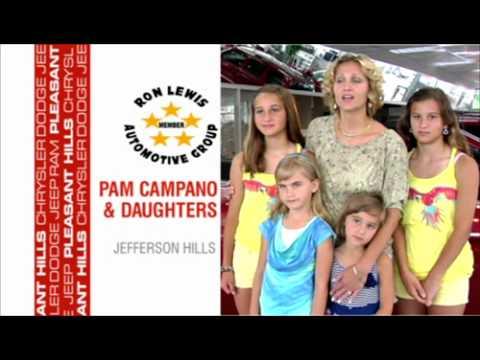 Pleasant Hills Chrysler Dodge Jeep Ram TV Ad   Fall 2012
