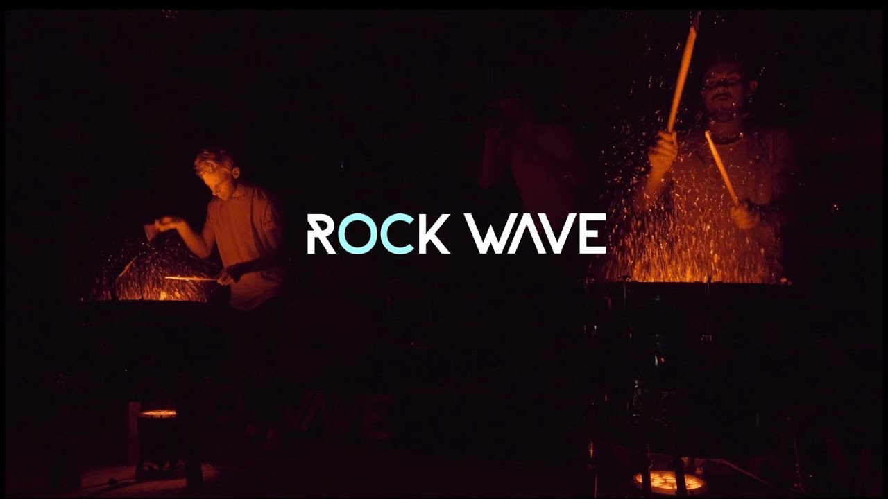rock wave glow in the dark tour coverband youtube. Black Bedroom Furniture Sets. Home Design Ideas