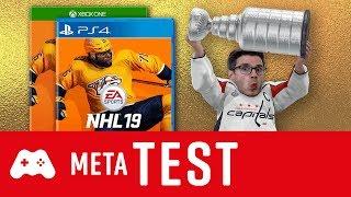 NHL 19 Review & Meta Test für PS4 & Xbox One