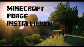Minecraft 1.5.2 Forge installieren und Mods einfügen, Tutorial ✔