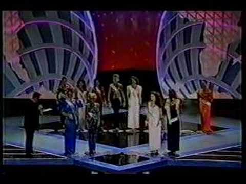Miss Universe 1991 - Lupita Jones (MEXICO)