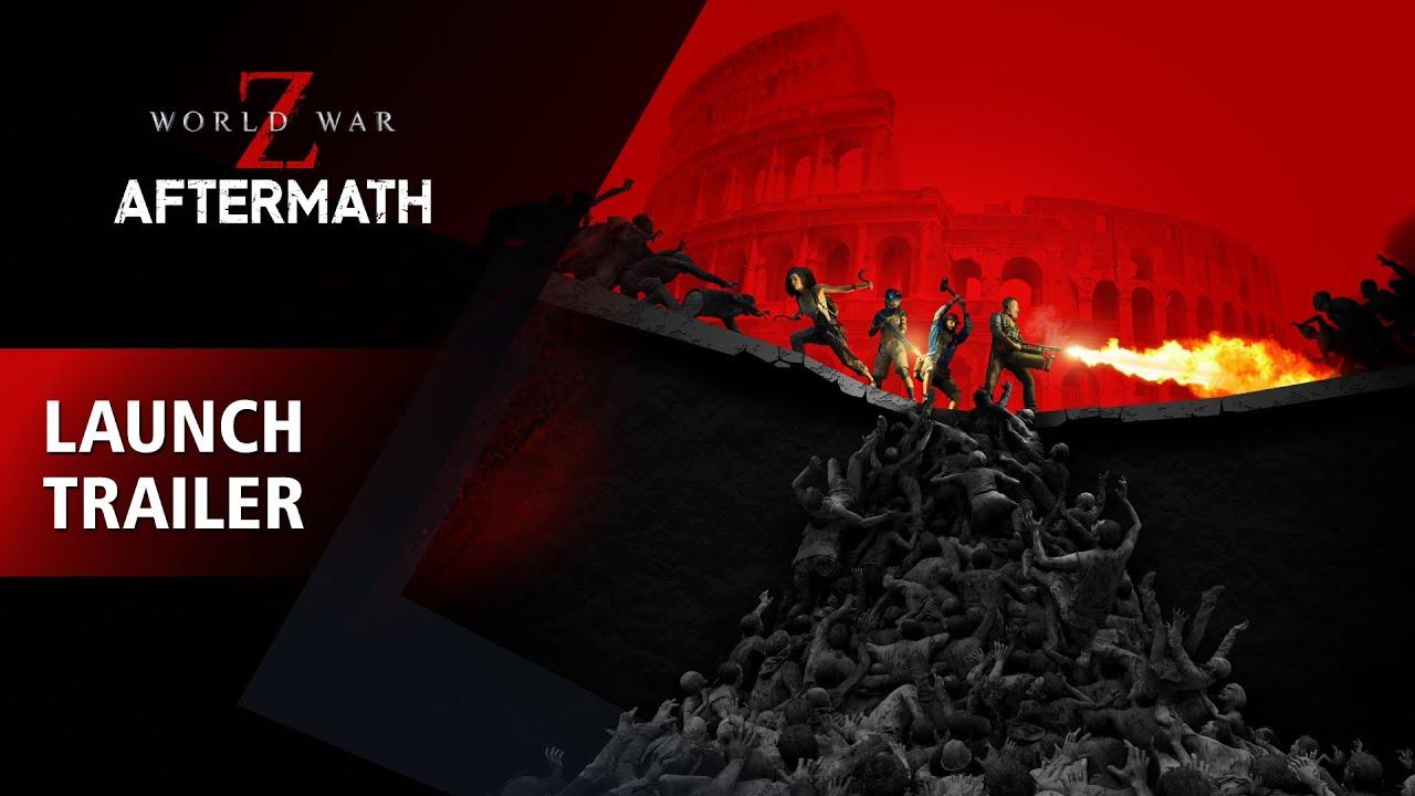 World War Z Aftermath Launch Trailer
