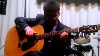 Красивая музыка на гитаре, классная игра Уральск