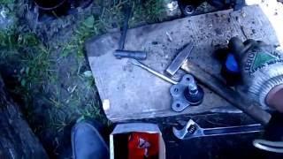 видео Ремонт ходовой части автомобиля Opel