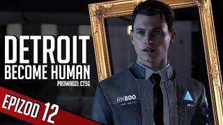 Detroit: Become Human - #12 - Wielka Ucieczka