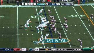 Lamar Miller Dolphins 2013 Highlights