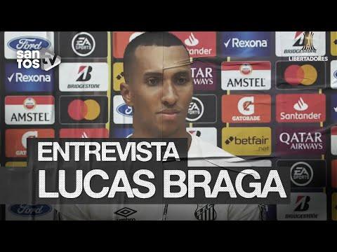LUCAS BRAGA   ENTREVISTA (20/10/20)