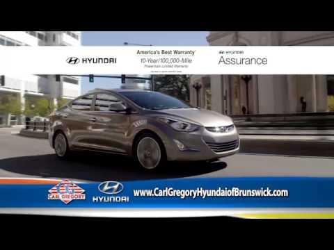 Carl Gregory Hyundai Brunswick Georgia Youtube