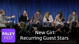 New Girl - The Creators and Cast on Recurring Guest Stars As Love Interests
