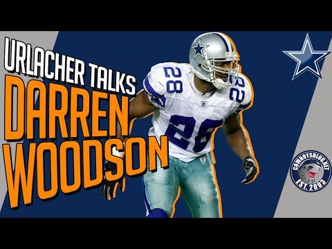 Brian Urlacher Talks Darren Woodson Omission from NFL Hall of Fame | Darren Woodson 2019 HOF