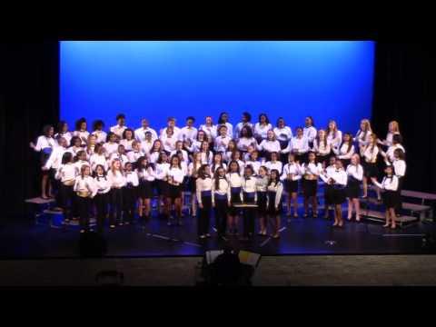 PPS (Phillips Preparatory School) Chorus 2017 Spring Show - PopRock Classics