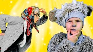 Жил был у бабушки серенький козлик | Песни для Детей | Чух Чух ТВ