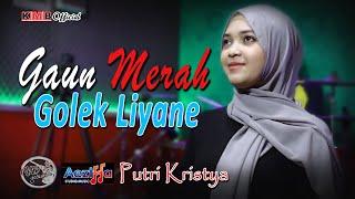 Download lagu Gaun Merah - Golek Liyane (Cover Putri Kristya) KMB GEDRUG SRAGEN || AEZTHA STUDIO