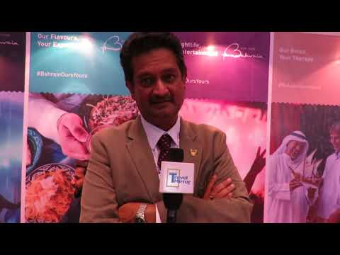 Bahrain Tourism Authority Official | Travel Mirror News TTF Hyderabad 2018