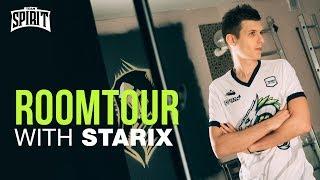 Team Spirit - RoomTour with Starix