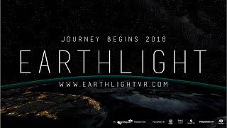 Earthlight 4K 360° Trailer - Earth Day/Night seen from Low Earth Orbit