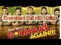 How to download Golmaal Again Hindi Movie 2017