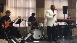 1-a-Jay Jackson & The Soul Purpose Band