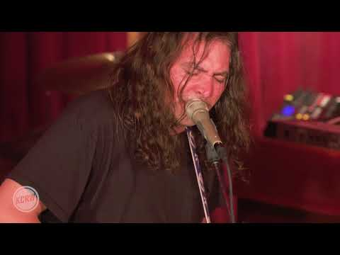 """The War On Drugs performing """"Strangest Thing"""" Live on KCRW"""