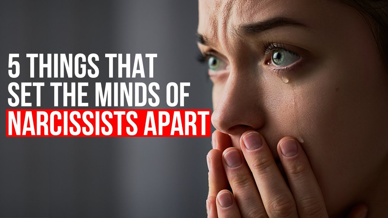 5 Things That Set The Minds Of Narcissists Apart