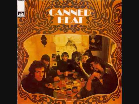 Canned Heat  Canned Heat  10  The Road Song