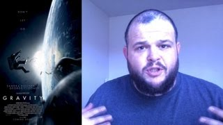 Gravity (2013) movie review space film science fiction SPOILERS