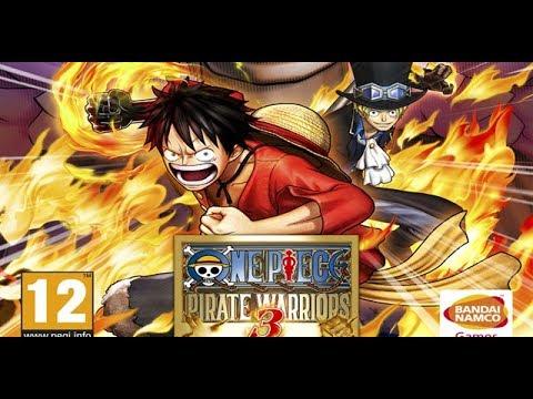 تحميل لعبة one piece pirate warriors 3 للاندرويد