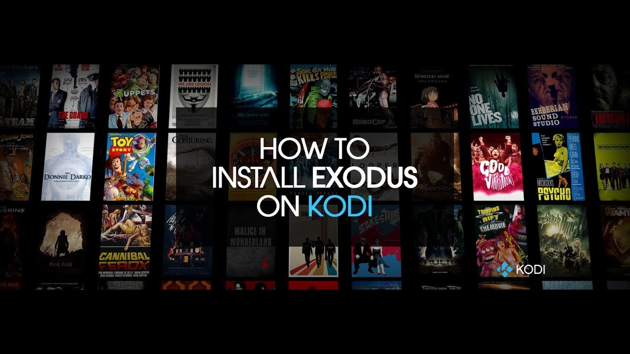 How to Install Exodus on Kodi / XBMC - New Exodus Kodi for 2019