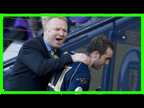 James McFadden set to join Alex McLeish's Scotland backroom team - by Sports News