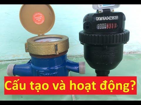 Cấu Tạo Và Cách Hoạt động Của đồng Hồ Nước  Mẹo Tiết Kiệm Tiền Nước đơn Giản  Inside Water Meter.