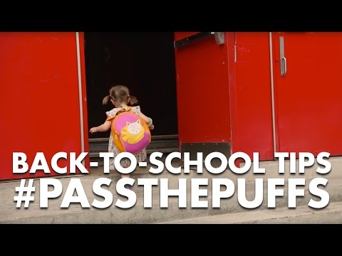 Mom Takes Back-To-School Prep To New Level In Funny Video | HuffPost Life