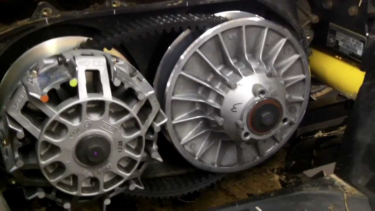 Can Am 2012 Clutch Kit Install Epi Performance Youtube