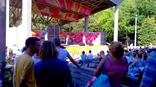 Субботний джаз в Измайловском парке