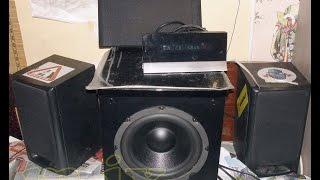 Microlab H-500D сабвуфер Ремонт сабвуферів