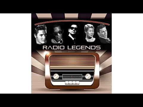 Elvis Presley -  Radio Legends