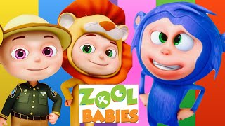 Zool Babies Series - Zoo Episode (Single) | Cartoon Animation For Children | Videogyan Kids Shows
