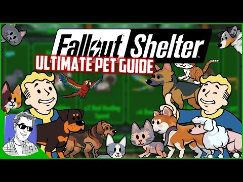 Fallout Shelter Pets Ultimate Guide
